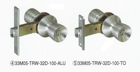 ALPHA(アルファ)Wロック取替用玉座セット