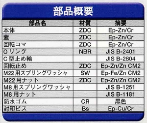 Geo Prince,ジョープリンス竹下 PH-52防水キーロット封印付