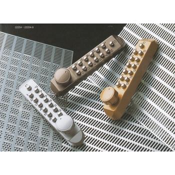 キーレックス500(長沢製作所)面付本締錠
