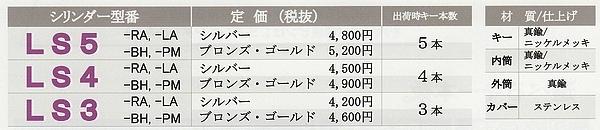 エージェント,AGENT MIWA取替用シリンダー