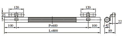美和ロック,MIWA PPLT6070Aプッシュプル錠