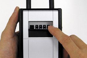 ABUS,アバス カードとカギの預かり箱